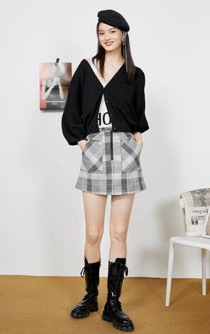 【秋冬新款】舒適親膚修身開襟針織衫