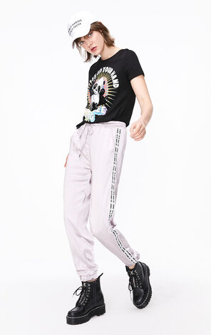 ONLY2019夏季新款卡通寬鬆純棉短袖T恤|119201542