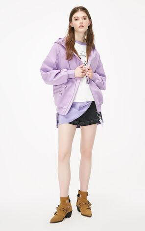ONLY2019春季新款ins原宿寬鬆衛衣外套
