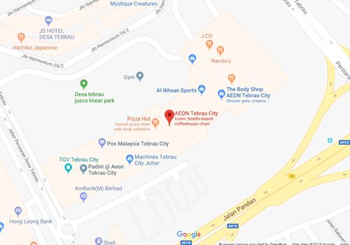 Store Locator Map